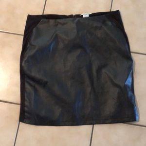 Alberto makali brown skirt
